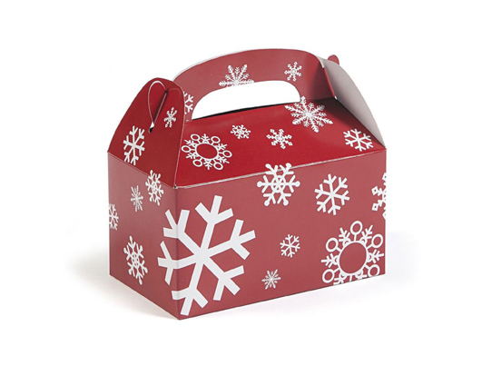 Christmas gable boxes holiday theme